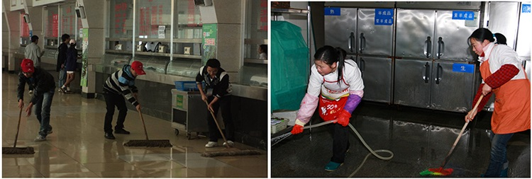 饭堂卫生整洁,饭堂卫生清洁