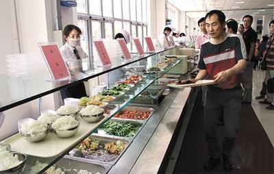 团膳企业有效运营食堂的四个点(图1)